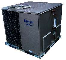 Package Chillers are offered in sizes from 1.5-5 tons.