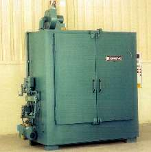 Shelf Oven produces 100,000 btu/hr.