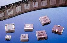 Power Inductors handle high-current applications.
