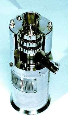 Disperser provides flexible micro-emulsion production.