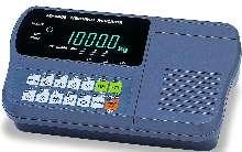 Weighing Indicator has customizable print format.