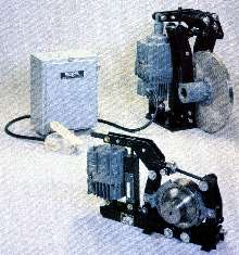 Electronic Braking System suits industrial applications.