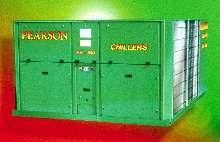 Water Chillers offer capacities from 200-6000 yd/day.