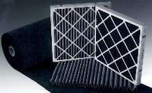 Pleated Filters do not shed or dust in applications.