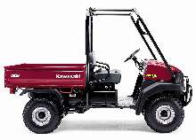 Utility Vehicle combines diesel power with modern styling.