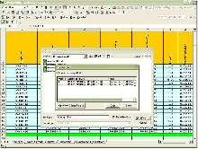 Software provides security over desktop application files.