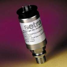 OEM Pressure Transducer measures gauge and compound pressure.