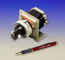 Metering Pump provides precision fluid control.