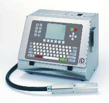 Ink-Jet Printers apply lot/date codes to range of products.