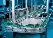 Flexible Chain Conveyor suits diverse transportion tasks.