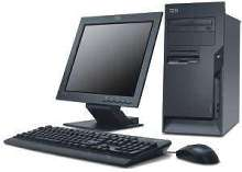 Desktop Computer offers Pentium 4 performance.