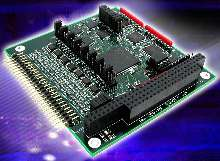 PC-104 Boards operate over -40 to +85°C temperature range.
