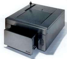 Stainless Steel Drawer enables employee security.
