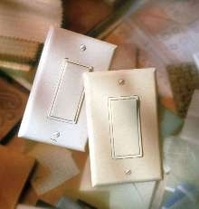 Decorator Switches provide smooth, quiet action.