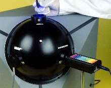 LED Characterization System measures total integrated output.