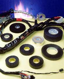 Wire Harness Tapes meet automotive requirements.