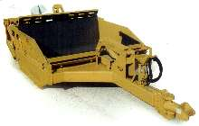 Earthmovers offer max capacity of 18 cubic yards.