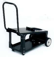 Welding Cart keeps workspace neat and mobile.