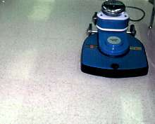Polymer produces high-solids floor finishes.