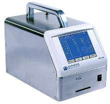 Laser Particle Counter features color touch-screen display.