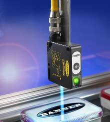 Luminescence Sensor is not fooled by color/contrast shifts.