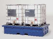 IBC Platform provides chemical resistance.