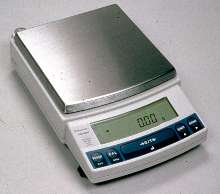 Top Loading Balances provide measurements in less than 1 sec.