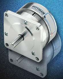 Slotted DC Brushless Motors produce up to 75 oz-in. torque.