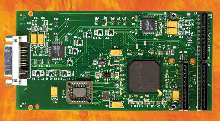 PCI Mezzanine Card suits harsh environment displays.