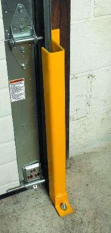 Door Guard extends life of roll-up and garage doors.