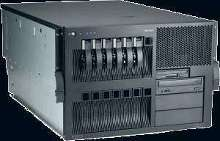Server comes with 2.0, 2.5, or 2.8 GHz Xeon MP processor.