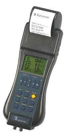 Portable Gas Analyzer offers up to 5 sensors.