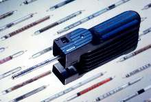 Detector Tube monitors phosphine in acetylene gas.