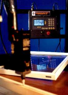 Metering System precisely controls adhesives and sealants.