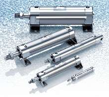 Linear Actuator withstands washdown applications.