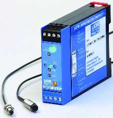 Eddy Current Measurement System offers 0.005% FS resolution.