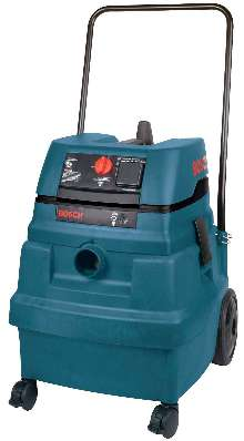 Wet/Dry Vacuum Cleaner has 13 gal capacity.
