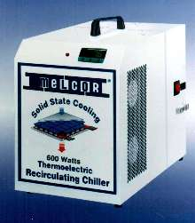 Liquid Chiller features heating option.