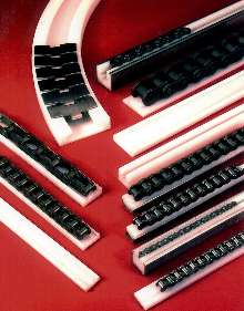 Chain Guides suit high-wear, high-heat applications.