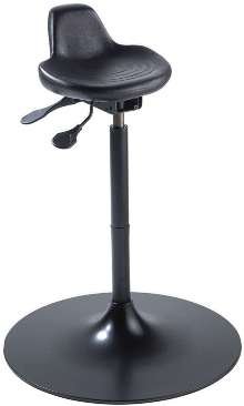 Sit/Stands support workers with urethane foam.