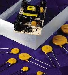 Metal Oxide Varistors suit various power systems.