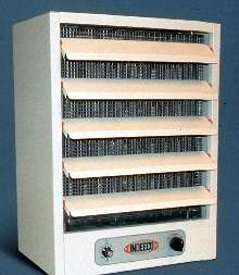 Electric Unit Heater ranges in size from 3-10 kW.