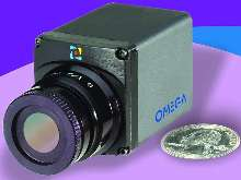 Infrared Camera is available with with FireWire(TM) option.