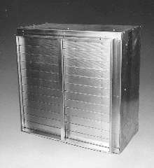 Wall Housings suit fans from 18 to 84 in.