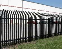 Security Barrier passes Department of State anti-ram tests.