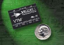POL Converter delivers up to 80 A at 0.9-1.8 Vdc.