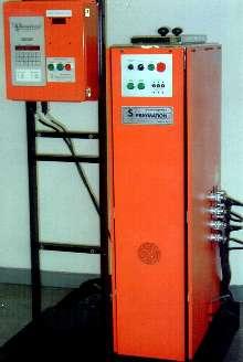 Hot-Melt Adhesive System has large-volume reservoir.