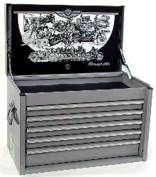 Tool Storage Top Chest salutes 100 years of Harley-Davidson.