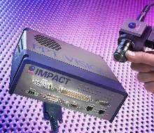 Machine Vision System integrates Camera Link open standard.