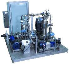 Mixing/Dispersing Units are built for specific applications.